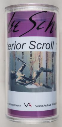Interior Scroll 1975-2005 [NUMBERED AND SIGNED BY THE ARTIST]