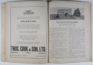 Palestine & Near East Economic Magazine: A Fortnightly for Trade, Industry & Agriculture [Sixth Year, Vol. VI. Nos 8-9, Tel Aviv, 15th May, 1931]