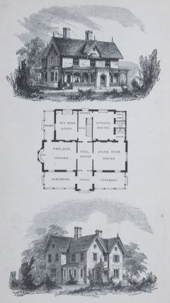 Villas and Cottages: A Series of Designs Prepared for Execution in the United States. Calvert Vaux.