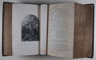The Devotional Family Bible Containing the Old and New Testaments According to the Most Approved Copies of the Authorized Version With Practical and Experimental Reflections on Each Verse and Rich Marginal References and Readings