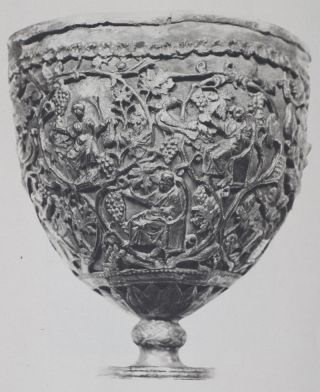 The Great Chalice of Antioch: On Which Are Depicted in Sculpture the Earliest Known Portraits of...
