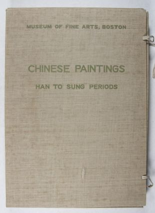 Portfolio of Chinese Paintings in the Museum: Han to Sung Periods...