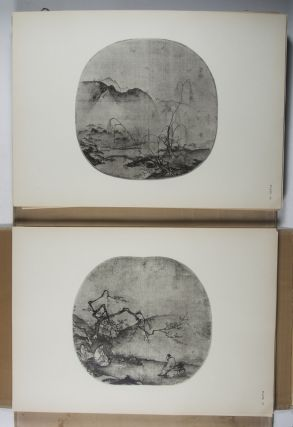 Portfolio of Chinese Paintings in the Museum: Han to Sung Periods (波士敦美術館藏支那畫帖)