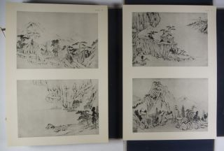 Portfolio of Chinese Paintings in the Museum: Yüan to Ch'ing Periods (波士敦美術館藏元明清畫帖)