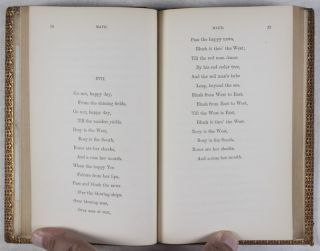 Maud, and Other Poems [WITH SIGNED LETTER BY THE AUTHOR TO JOHN RASHDALL]