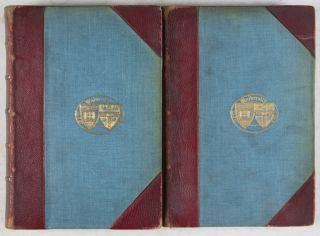 A Complete Collection of the English Poems Which Have Obtained the Chancellor's Gold Medal in the University of Cambridge: Vol. I. 1813-1858; Vol. II. 1859-1893. 2-vol. set (Complete)