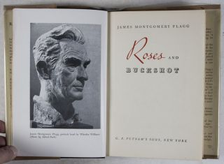 Roses and Buckshot: An Autobiography [WITH AN ORIGINAL INSCRIBED AND SIGNED SELFPORTRAIT]