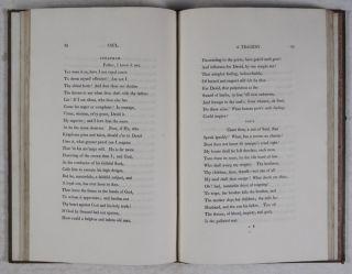 Saul, A Tragedy; Translated from the Italian of Count Victorio Alfieri; and Jephtha's Daughter