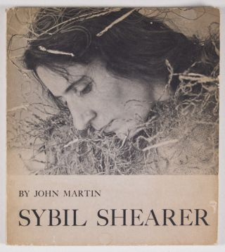 Sybil Shearer: Folio I [INSCRIBED AND SIGNED BY THE ARTIST AND THE PHOTOGRAPHER]. John Martin,...