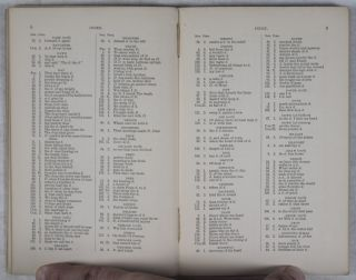 An Index to In Memoriam