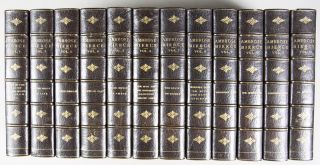 The Collected Works of Ambrose Bierce. 12-vol. set (Complete) [THE AUTHOR'S EDITION] [SIGNED]. Ambrose Bierce.