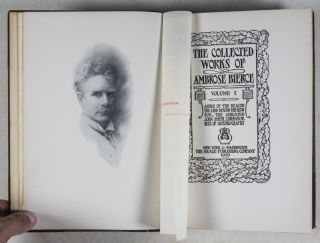 The Collected Works of Ambrose Bierce. 12-vol. set (Complete) [THE AUTHOR'S EDITION] [SIGNED]