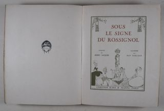 Sous le Signe du Rossignol (Under the Sign of the Nightingale)