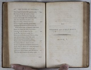 Vision of Colombus, A Poem in Nine Books. To Which is Added, The Conspiracy of Kings: A Poem Addressed to the Inhabitants of Europe From Another Quarter of the Globe