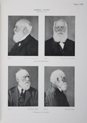 The Racial Characters of the Swedish Nation [WITH] The Race Biology of the Swedish Lapps Part I....