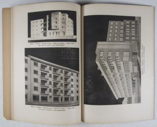 """Exhibition of plans prepared by the students of architecture of the Royal Hungarian """"Joseph"""" Technical University in Budapest 1930"""