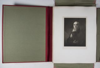 Sir Henry Raeburn. Text volume + Portfolio with 66 plates on India Paper. 2-vol. set (Complete) [WITH] Portraits by Sir Henry Raeburn, 1756-1823, Loan Exhibition, March 28 to April 16 1938