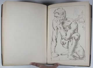 Lithographisches Skizzenbuch 1916 (lithographic sketch book) 1/30 copies