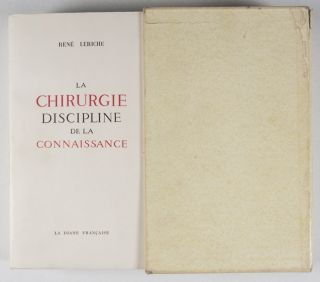 La Chirurgie Discipline de la Connaissance (Surgery, Discipline of Knowledge) [WITH ORIGINAL LITHOGRAPH NUMBERED AND HAND-SIGNED BY HENRI MATISSE]