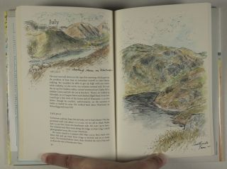 A Nature Diary [SIGNED by Adams & Lawrence)