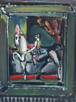Special Issue of the XXème Siècle Review: Homage to Georges Rouault [WITH AN ORIGINAL...