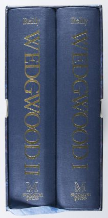 Wedgwood. 2-vol. set (Complete)