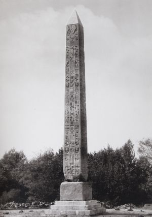 Egyptian Obelisks. Gorringe Henry H.