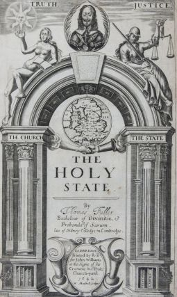 The Holy State. Thomas Fuller