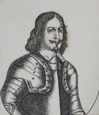 The Civill VVarres of England Briefly Related from His Majesties first setting up His Standard 1641. To this present Personall hopefull Treaty. With The lively Effegies and Eulogies of the chief Commanders. Josiah Ricraft.