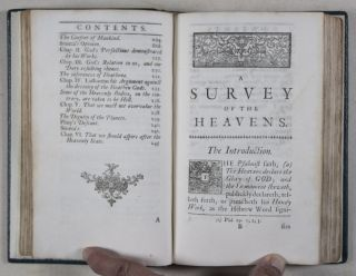 Astro-Theology: Or a Demonstration of the Being and Attributes of God, From a Survey of the Heavens