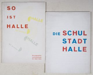 So ist Halle (That's Halle) [WITH] Die Schulstadt Halle (The School City Halle)