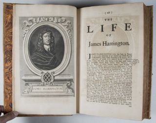 The Oceana and Other Works of James Harrington Esq; Collected, Methodiz'd, and Review'd with An Exact Account of His Life Prefix'd by John Toland
