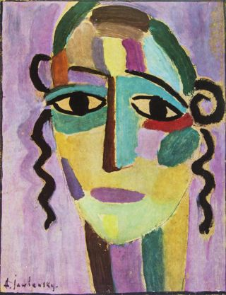 Jawlensky Heads Faces Meditations