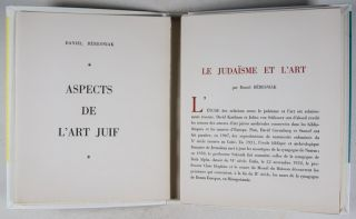 Aspects de l'Art Juif