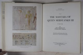 Giza Mastabas: I. The Mastaba of Queen Mersyankh III.; II. The Mastabas of Qar and Idu; III. The Mastabas of Kawab, Khafkhufu I. and II.; IV. The Mastabas of the Western Cemetery: Part I. 4 Vols.