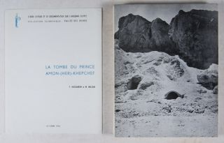 La Tombe du Prince Amon-(Her)-Khepchef [Collection Scientifique : Vallée des Reines]