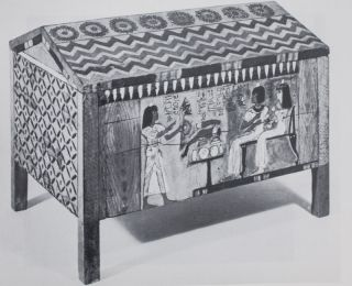 Ancient Egyptian Furniture (Vols. 1 & 2)