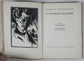 A Nyomor Dalaibol (From the Songs of Poverty)