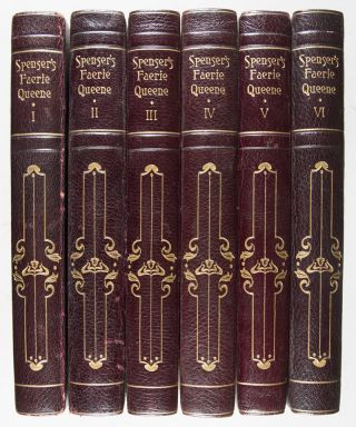Spenser's Faerie Queene. 6-vol. set (Complete)