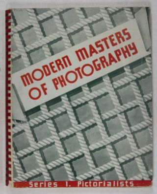 Modern Masters of Photography. Series 1 - Pictorialists