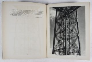 Eiffel [INSCRIBED AND SIGNED]