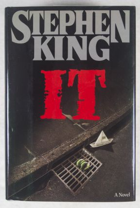 It [INSCRIBED AND SIGNED]. Stephen King.