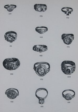 Catalogue of the Finger Rings: Early Christian, Byzantine, Teutonic, Medieval and Later