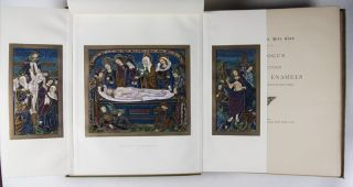 Catalogue of a Collection of European Enamels from the Earliest date to the End of the XVII. Century [ W/ 72 PLATES]