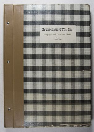 Brunschwig & Fils, Inc.: Wallpapers and Decorative Fabrics. Volume 17