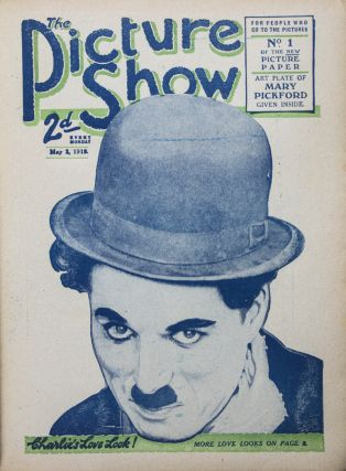 The Picture Show, Volume 1, Nos. 1-26, May 3rd to October 25th 1919 (Issue Nr. 4 missing, as well...