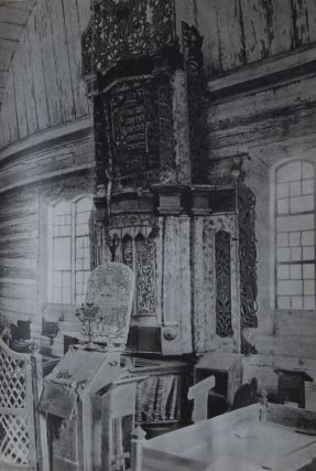 Boznice Drewniane (Wooden Synagogues). cand Kazimierz, Stephen S. Kayser, intro