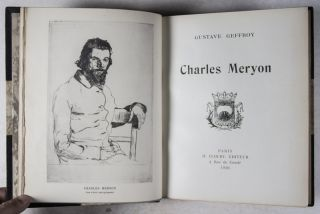 Charles Meryon [WITH ETCHED BOOKPLATE BY HERMAN ARMOUR WEBSTER]