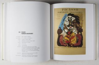 Picasso in His Posters: Image and Work (4 vols. complete)