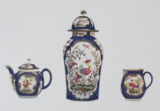 The First Century of English Porcelain. W. Moore Binns.